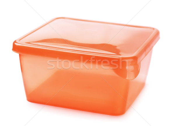 Plastic food container  Stock photo © coprid
