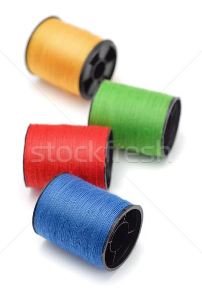 Bobbins thread Stock photo © coprid