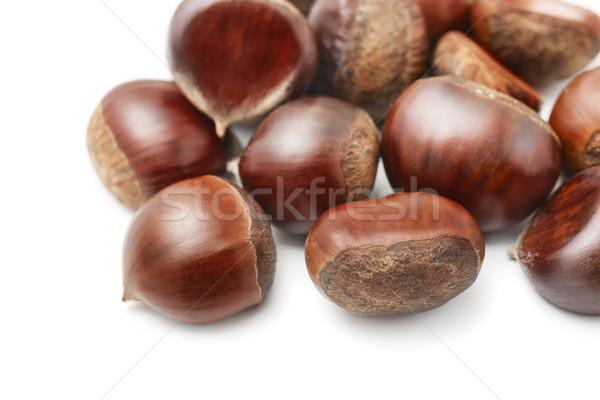Сток-фото: свежие · плодов · цвета · овощей · еды