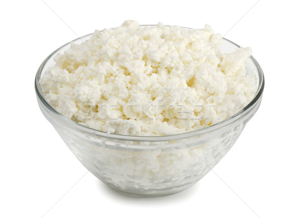 Cottage cheese Stock photo © coprid