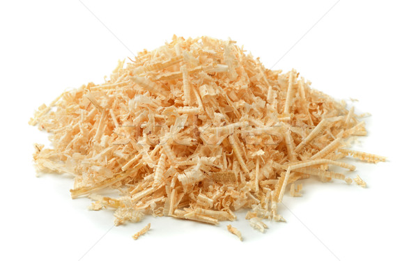Sawdust and shavings Stock photo © coprid