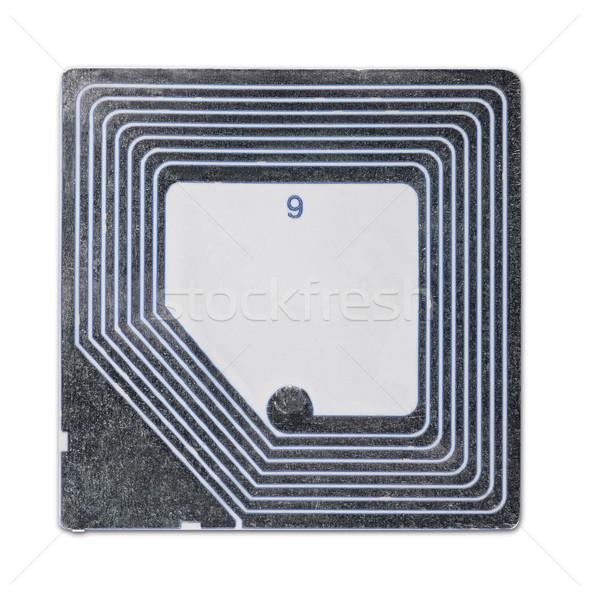 RFID tag Stock photo © coprid