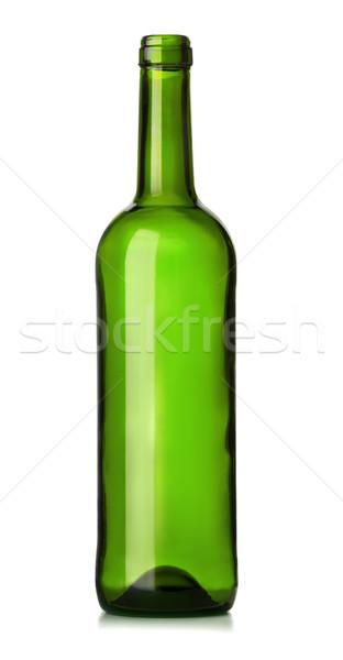 Empty bottle Stock photo © coprid