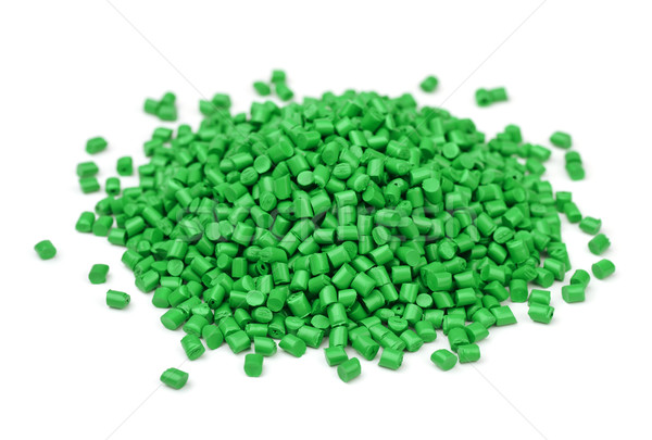 Polymer granules Stock photo © coprid