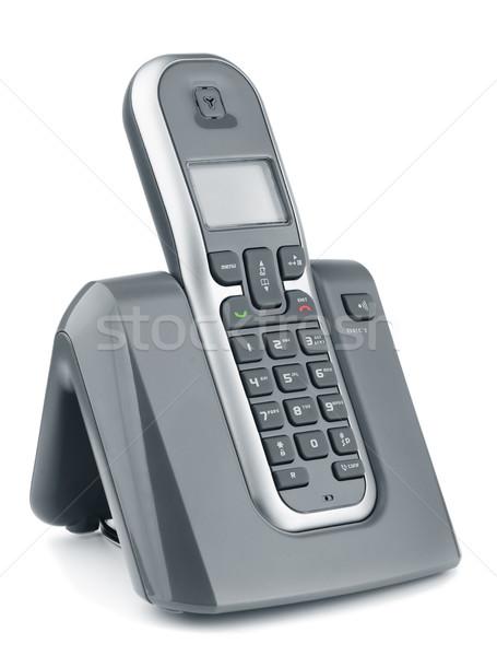 Dect phone Stock photo © coprid