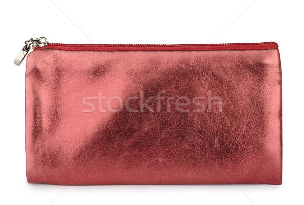 Cosmetics pouch Stock photo © coprid