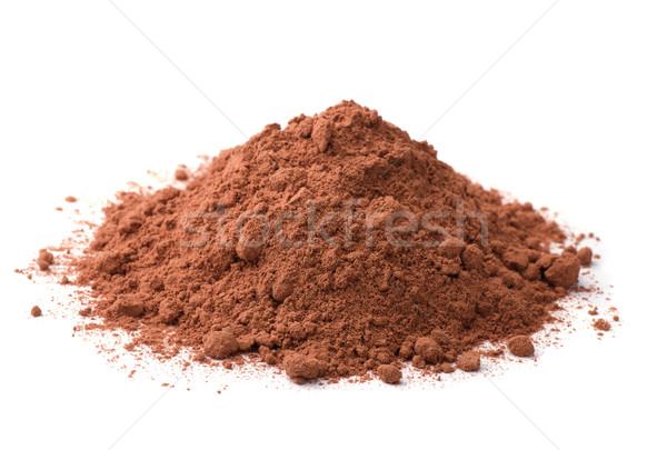 Cocoa powder Stock photo © coprid