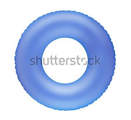 Swimming ring Stock photo © coprid