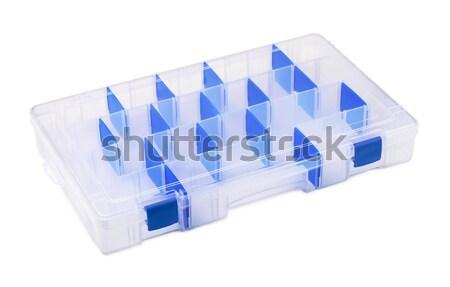 Ice cube tray Stock photo © coprid