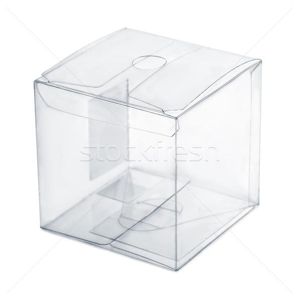 Plastic box Stock photo © coprid