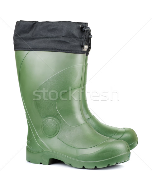 Rubber boots Stock photo © coprid