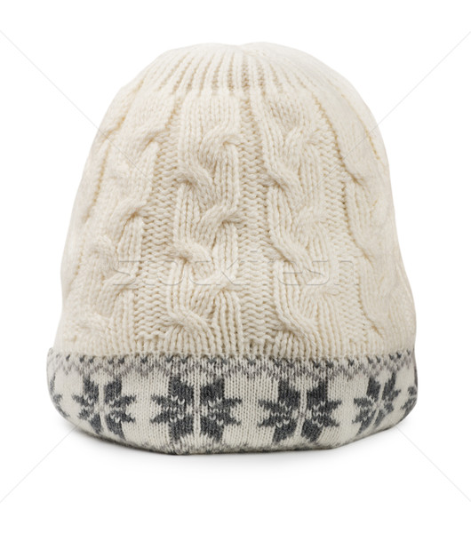 Stock photo: Winter cap