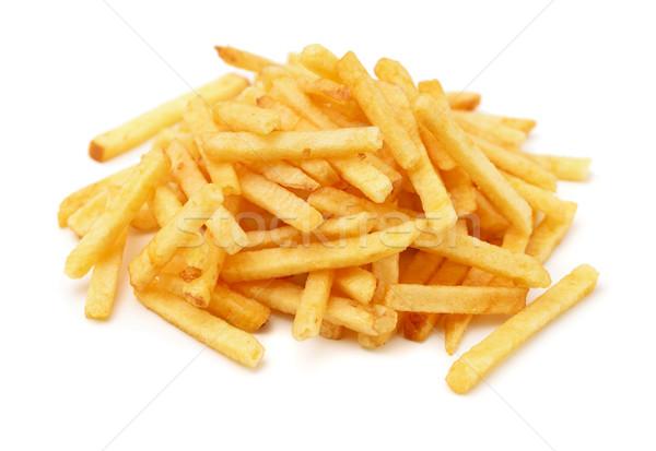 Potato chip sticks Stock photo © coprid