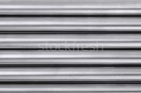 Steel pipes Stock photo © coprid