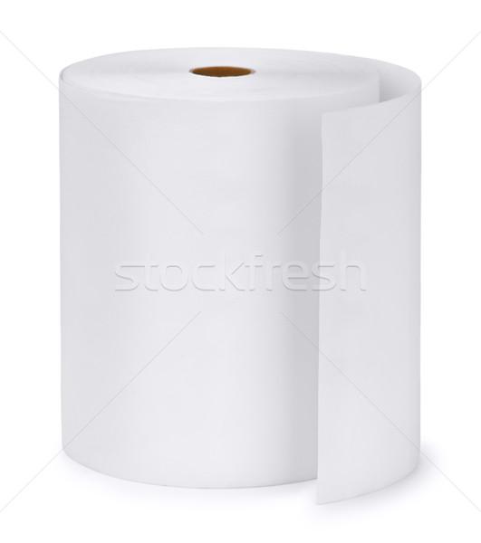 紙 ロール 孤立した 白 ビジネス 作業 ストックフォト © coprid