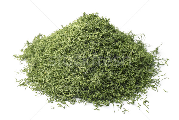 Dried dill Stock photo © coprid