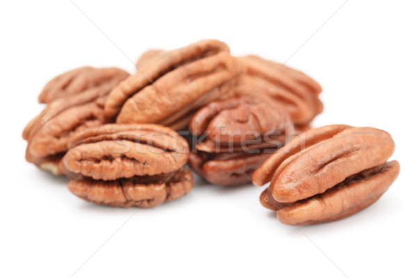 Pecans nuts Stock photo © coprid