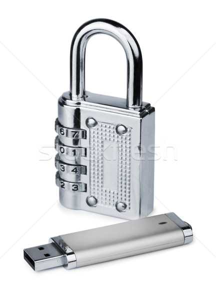 Data security Stock photo © coprid