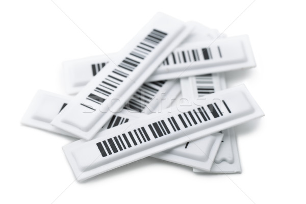 Security labels Stock photo © coprid