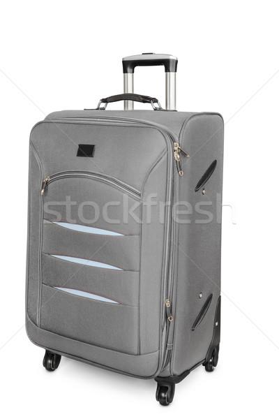 Suitcase Stock photo © coprid