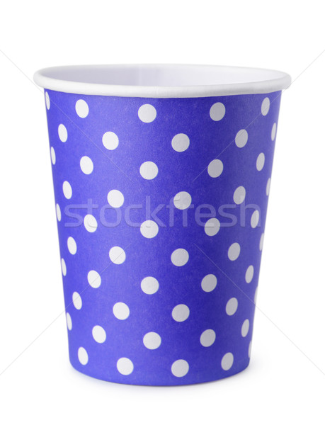 Paper cup Stock photo © coprid