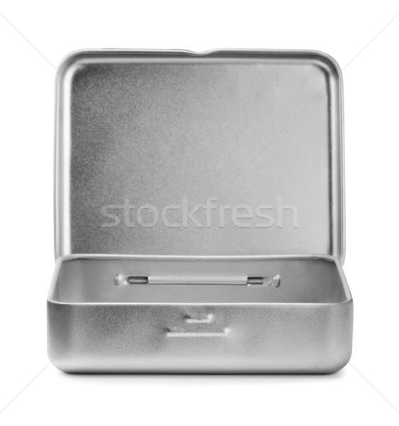 Metal box Stock photo © coprid