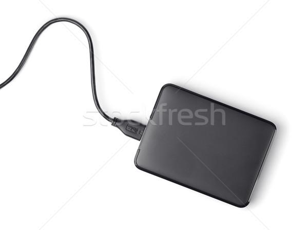External hard disk Stock photo © coprid