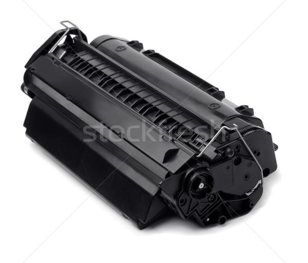 лазерного изолированный белый бизнеса компьютер Сток-фото © coprid