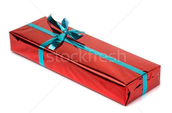 Gift box Stock photo © coprid