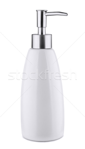 Soap dispenser Stock photo © coprid
