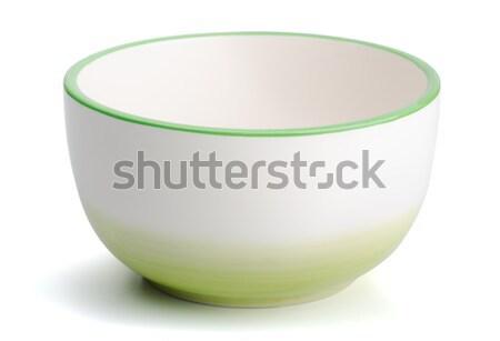 Plastic bowl  Stock photo © coprid