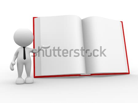 Open book Stock photo © coramax