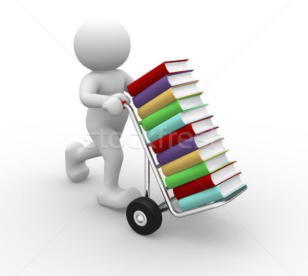 Books Stock photo © coramax