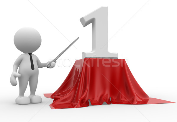Number 1 Stock photo © coramax