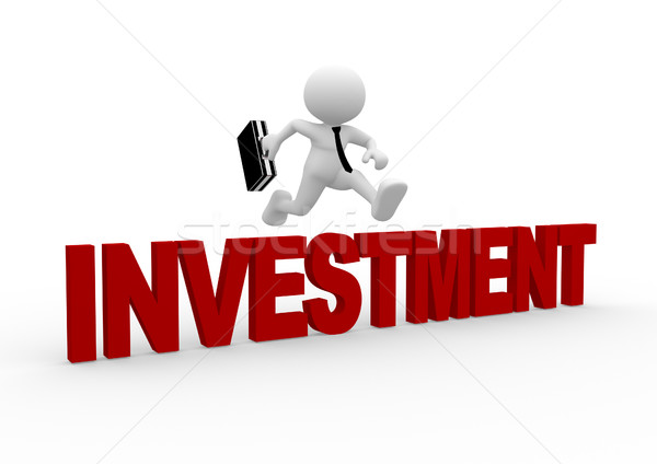 Investment Stock photo © coramax