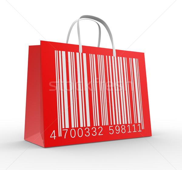 Barcode Stock photo © coramax
