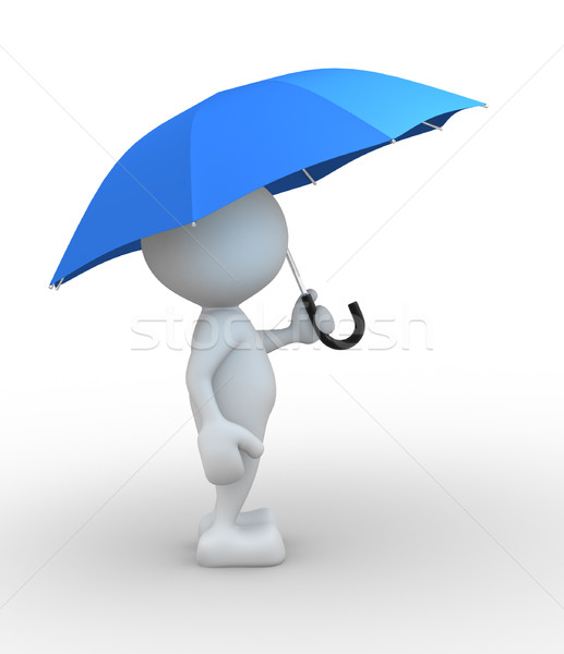 Umbrella Stock photo © coramax