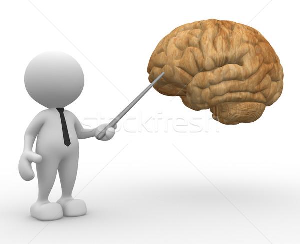 Brain Stock photo © coramax