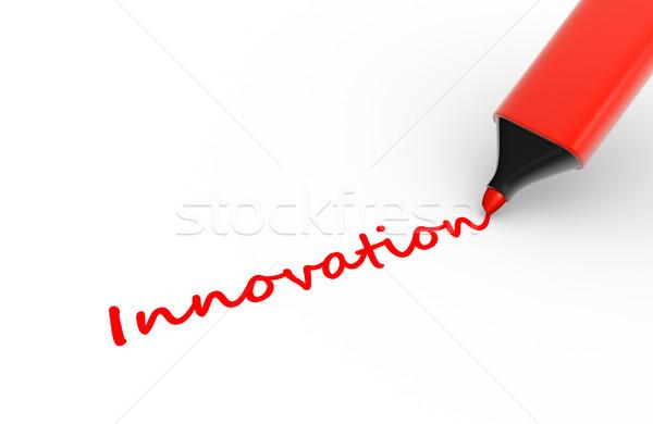 Innovation Stock photo © coramax