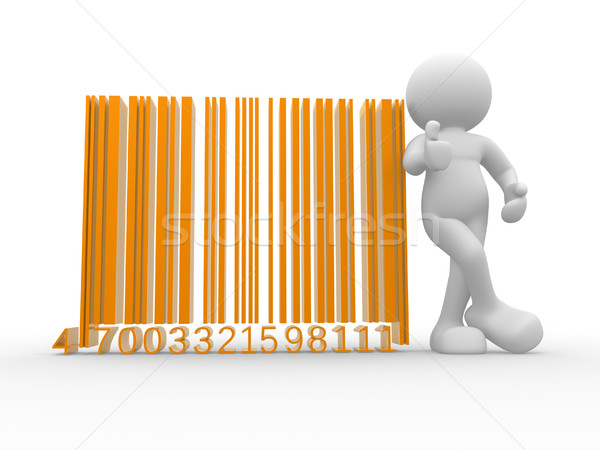 Bar code Stock photo © coramax
