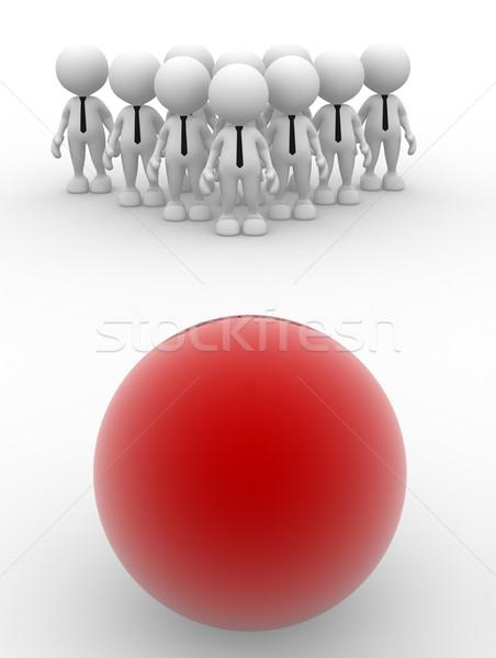 Ball Stock photo © coramax