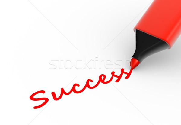 Success Stock photo © coramax