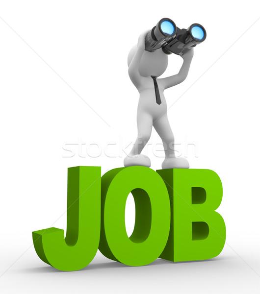 Job Stock photo © coramax