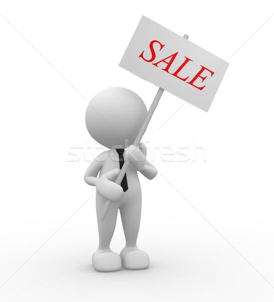 Sale Stock photo © coramax