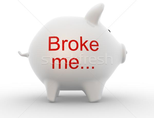 Piggy bank Stock photo © coramax
