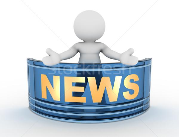 News Stock photo © coramax