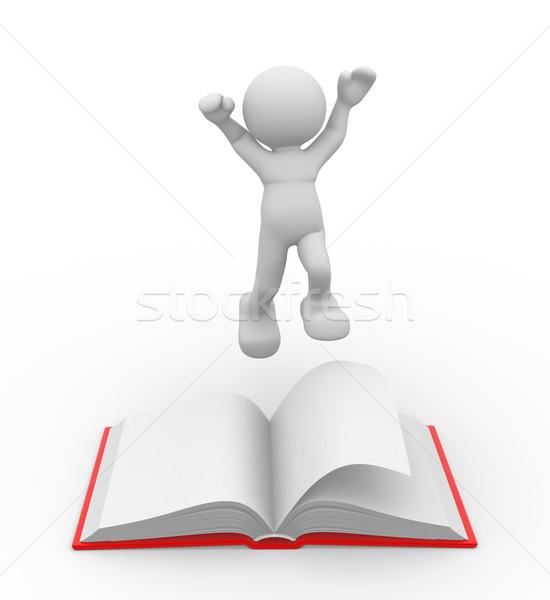 Book Stock photo © coramax