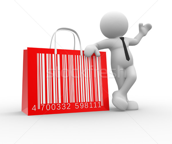 Barcode Stock photo © coramax