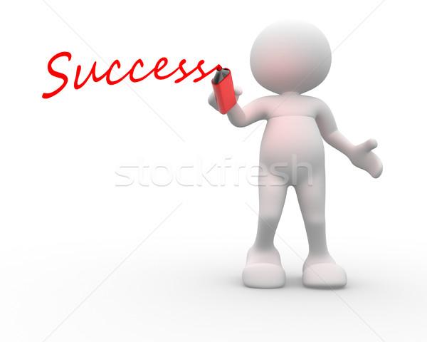 'Success' Stock photo © coramax