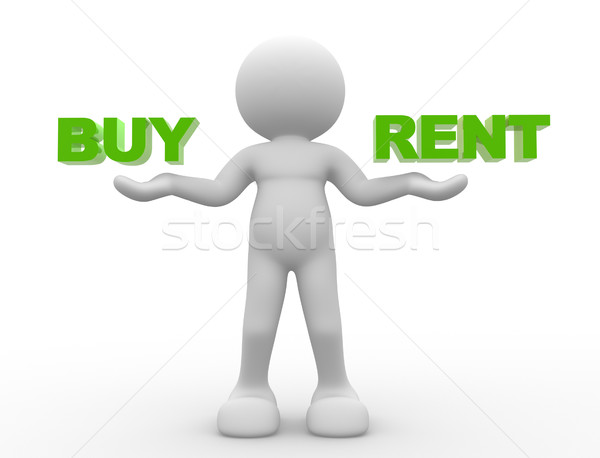 Buy or rent Stock photo © coramax